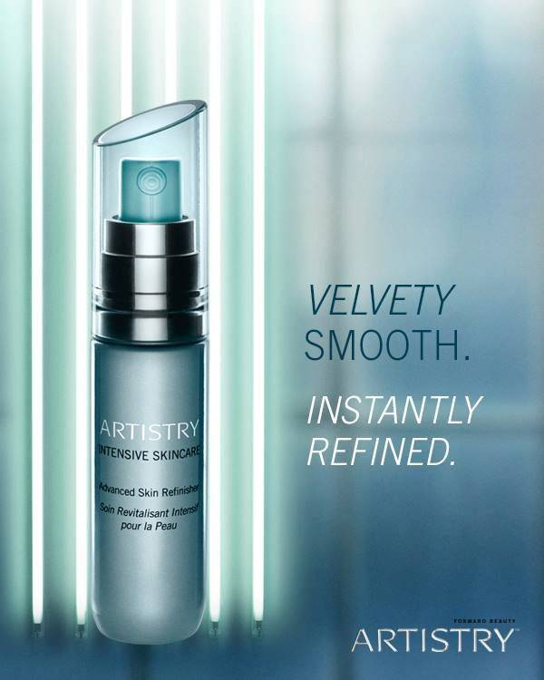 Artistry Intensive Skincare Advanced Skin Refinisher Amway giá rẻ