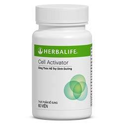 Thực phẩm chức năng cell activator herbalife