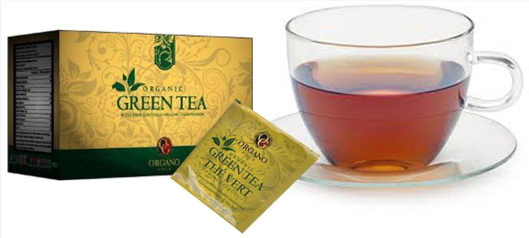 Cung cap Green Tea Organo Gold gia re