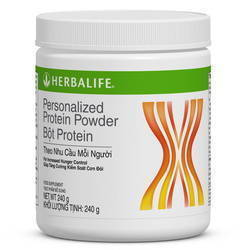 Bot Protein herbalife cung cap protein cho co the
