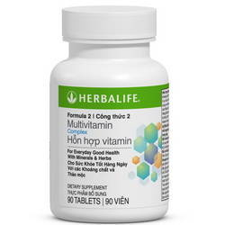 Vitamin herbalife F2 bo sung khoang chat cho co the