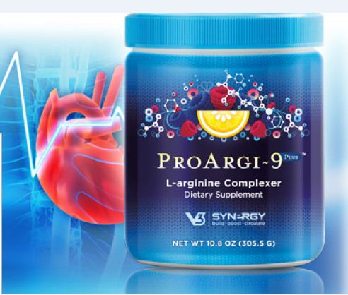 ProArgi-9 plus synergy