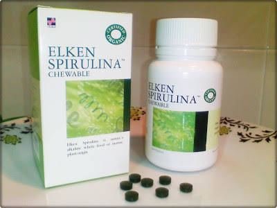 Tao xoan Elken Spirulina giup can bang ph
